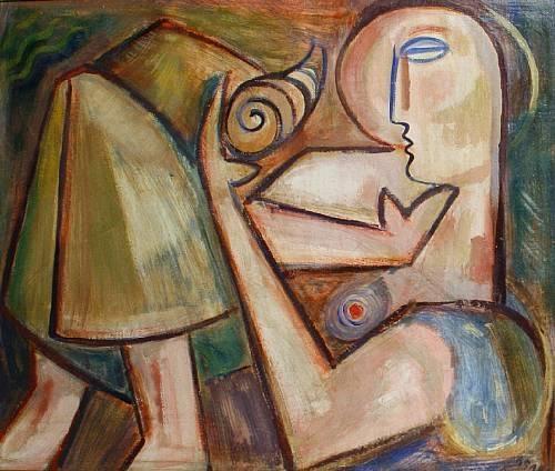 The Shell, 1934 - Eileen Agar