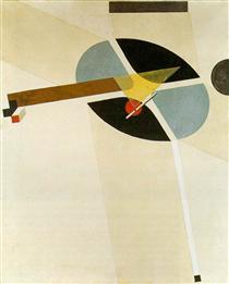 Proun G7 - El Lissitzky