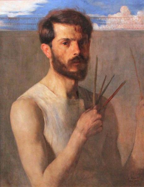 Self-Portrait, 1902 - Eliseu Visconti