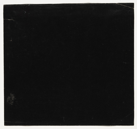 Black, 1951 - Ellsworth Kelly