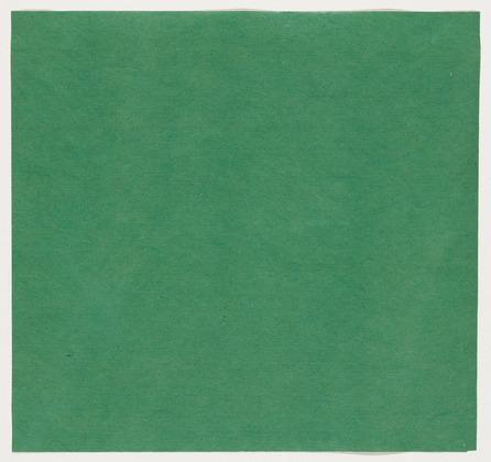 Green, 1951 - Ellsworth Kelly