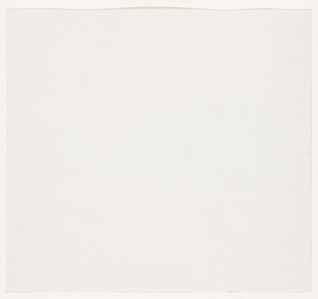White, 1951 - Ellsworth Kelly