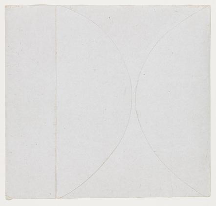 White on White, 1951 - Ellsworth Kelly