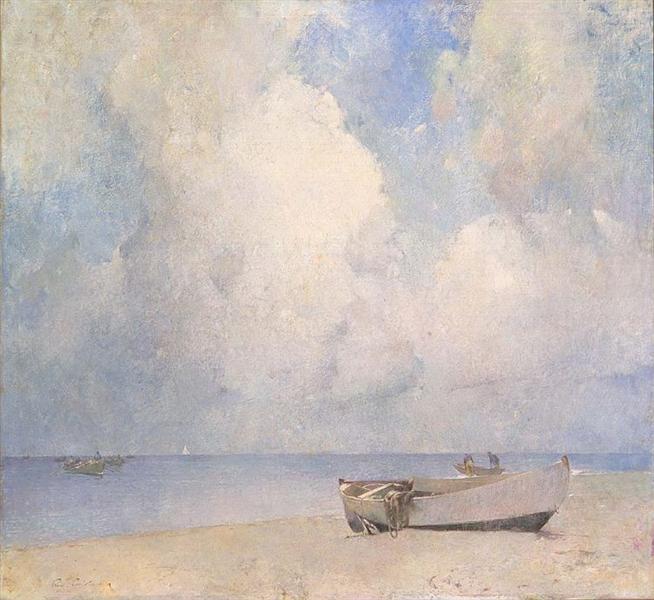 The South Strand, 1909 - Emil Carlsen