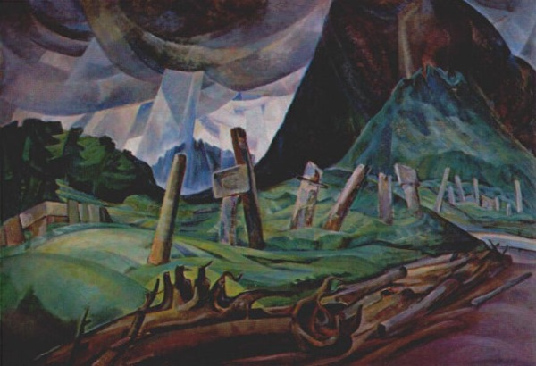 Vanquished - Emily Carr