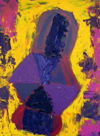 The last painting, 2006 - Endre Bartos