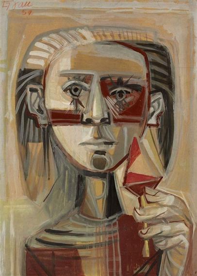 Untitled, 1959 - Enrique Grau