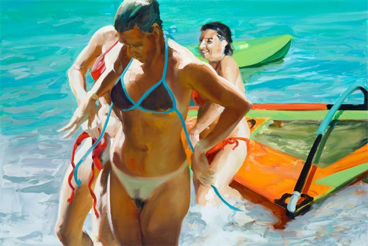 Beautiful Day, 2006 - Eric Fischl