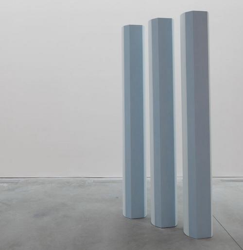 Colonne Perse, 2000 - Ettore Spalletti