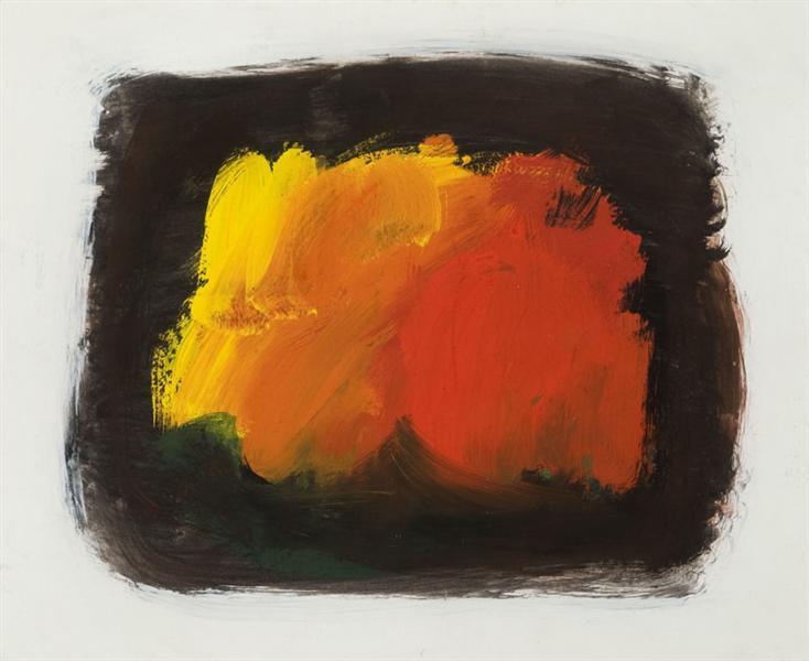 Couleur au fond cosmique, 1994 - Eugene Brands