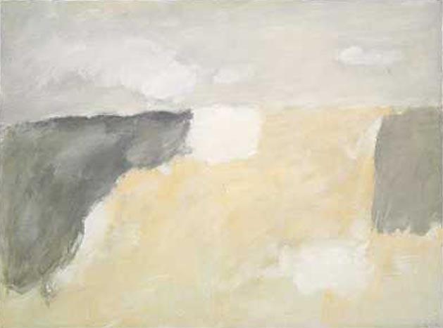 La place déserte, 1982