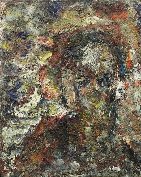Orages 4, 1970 - Ежен Леруа