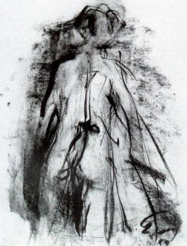 Untitled, 1990 - Eugene Leroy