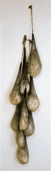 Untitled or Not Yet, 1966 - Eva Hesse