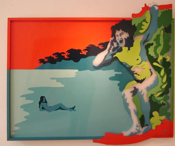 L'appel, 1972 - Евелін Аксель