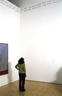 """Untitled"" - Felix Gonzalez-Torres"