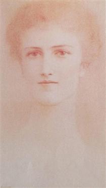 Baroness Fernand van der Bruggen - Фернан Кнопф
