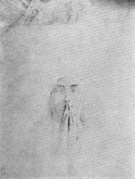 Le Silence de la Neige, 1916 - Фернан Кнопф