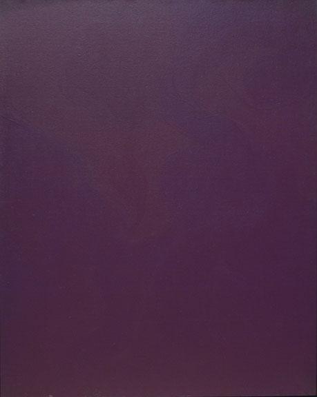 Microchromie 70, ZL violet d'Egypte, 1970 - Fernand Leduc