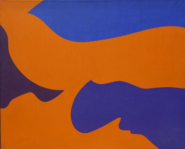 Passage érosion vermillion - Fernand Leduc