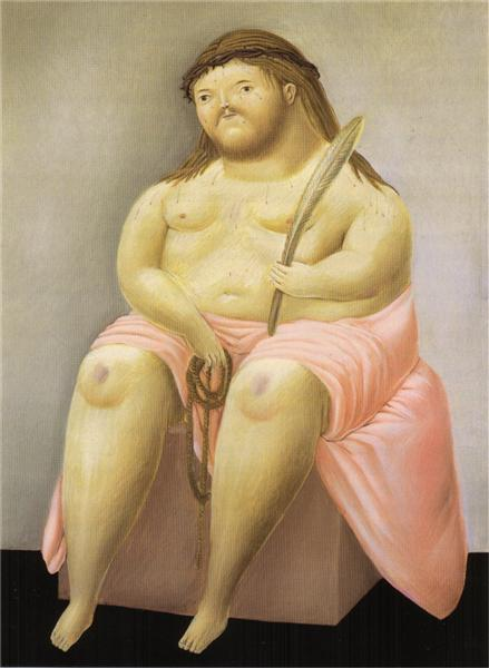 Ecce Homo, 1967 - Fernando Botero