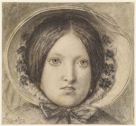 Emma Hill, 1852