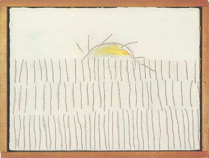 Untitled, 1966 - Forrest Bess