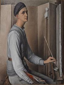 Self-Portrait - François Barraud