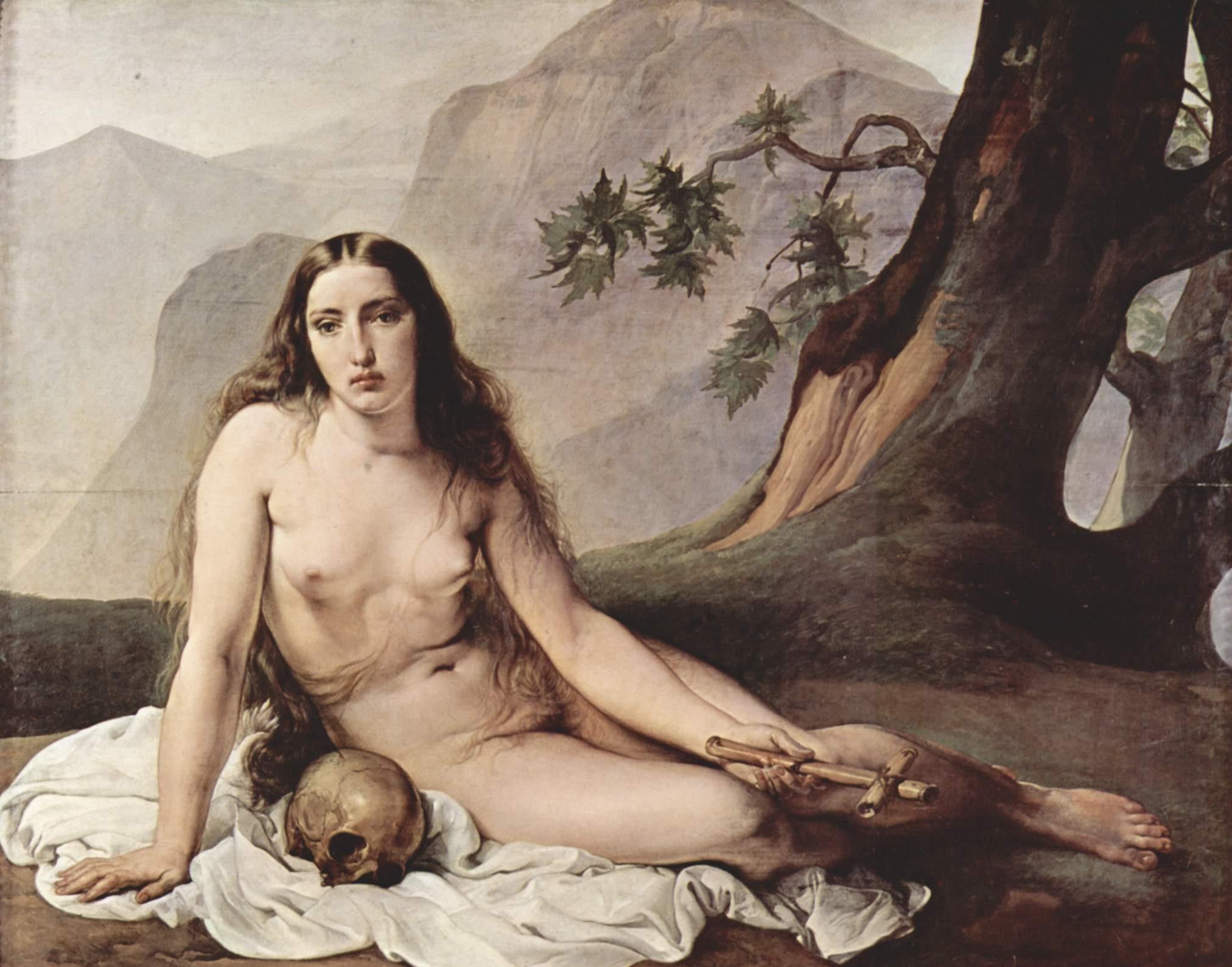 Mujeres desnudas en el st bourbon