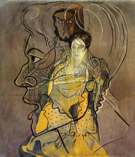 Barcelona, c.1927 - c.1928 - Francis Picabia