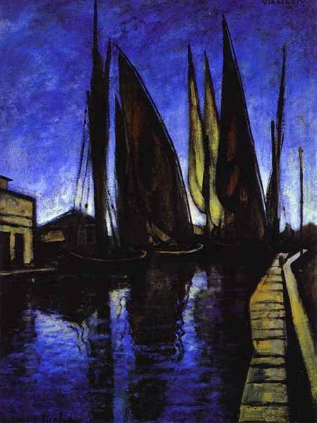 Viareggio, 1938 - Francis Picabia