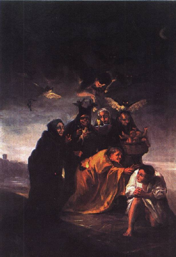 francisco goya as representative of modern art essay Goya occupies a unique position within the history of western art, and is often cited as both an old master and the first truly modern artist his art embodies romanticism's emphasis on.