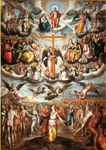 The Last Judgment, 1611 - 1614 - Francisco Pacheco