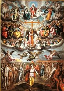 The Last Judgment - Francisco Pacheco