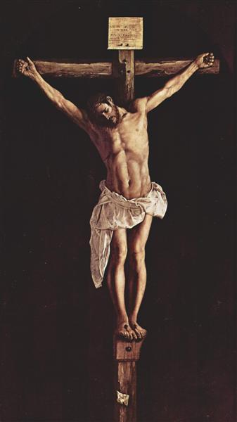 Christ on the Cross, 1627 - Francisco de Zurbaran