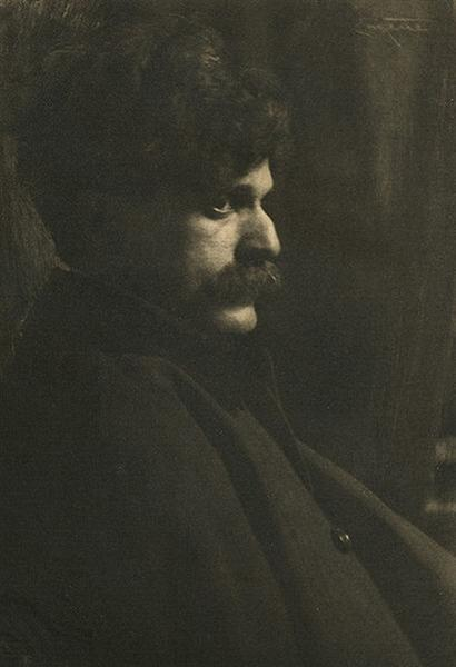 Alfred Stieglitz, 1908 - Френк Юджін