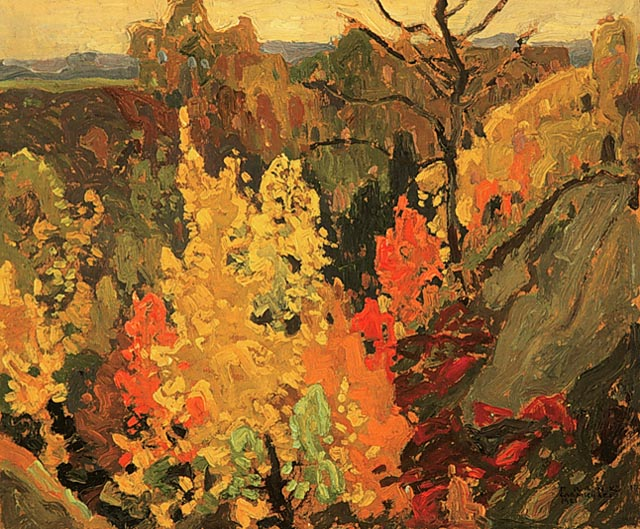 Autumn - Franklin Carmichael