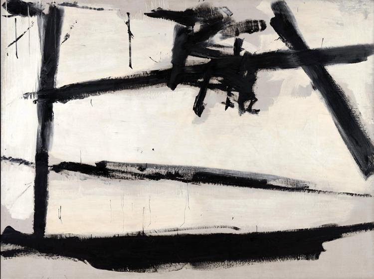 Number 2, 1954 - Franz Kline