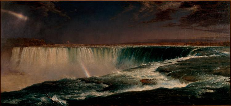 Niagara, 1857 - Frederic Edwin Church