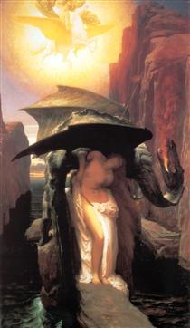 Perseus and Andromeda - Frederic Leighton