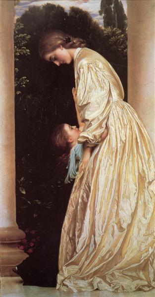 Sisters - Frederic Leighton