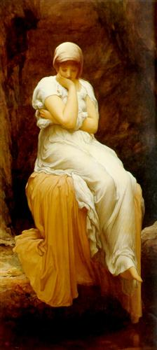 Solitude - Frederic Leighton