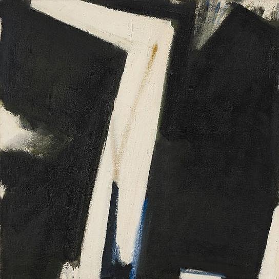 Aux Murs, 1962 - Frederic Matys Thursz