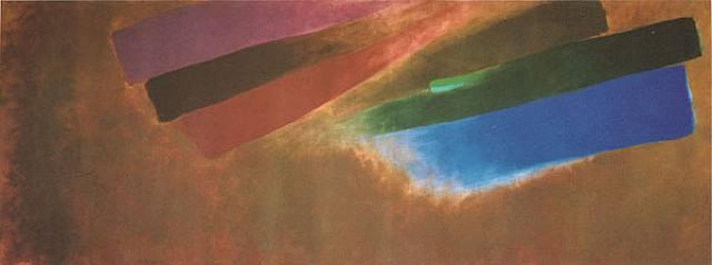 Ikarus, 1973 - Friedel Dzubas