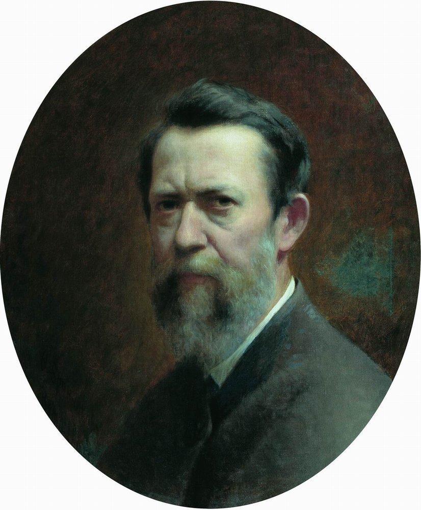 Self-portrait, 1889