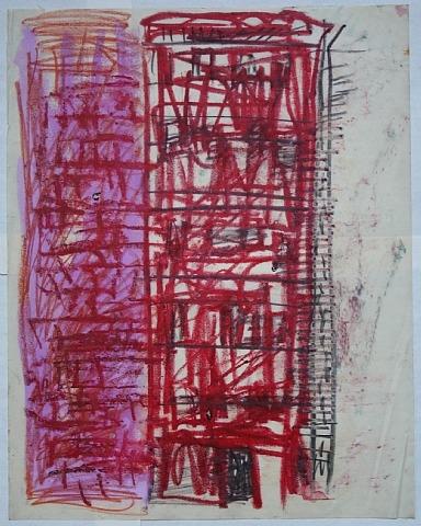 Untitled (tenement), 1973