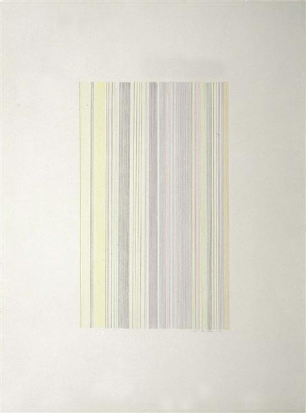Checkmate, 1973 - Gene Davis