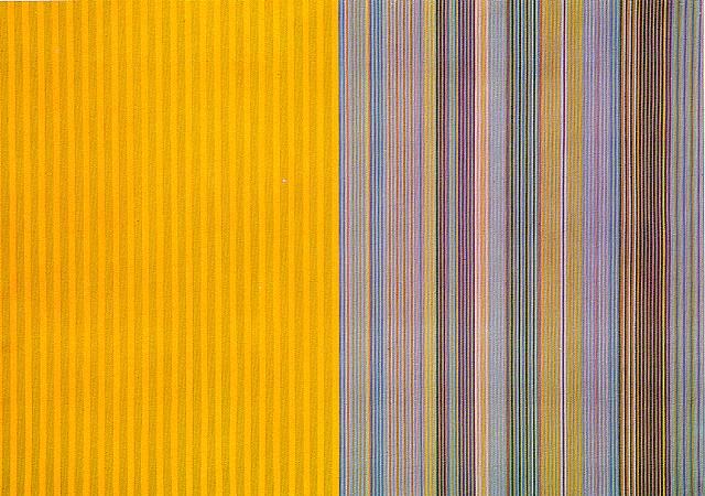 Half Lemon, 1969 - Gene Davis