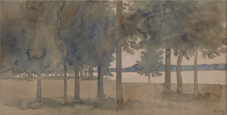 Untitled, 1899 - Georg Pauli