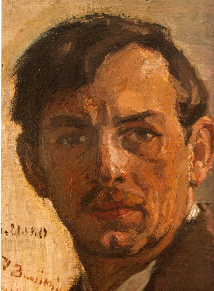Self Portrait, 1913
